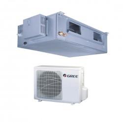 Klimatyzator kanałowy GREE 10,0kW montaż GFH36K3FI